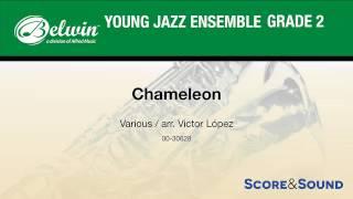 Chameleon, arr. Victor López – Score & Sound