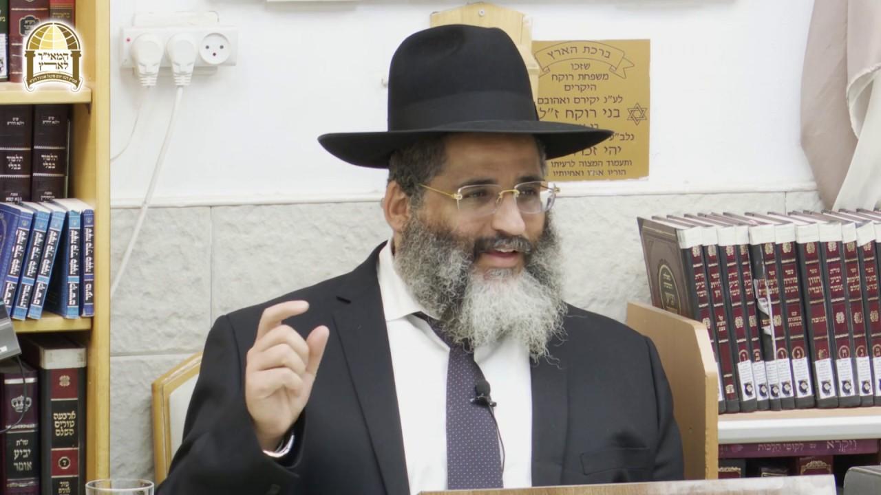 """כיצד שואלים שאלה מהחכם ומהיכן מקבלים תשובה? הרה""""ג הרב ישראל אברג'ל שליט""""א"""