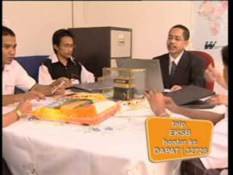 Edaran Komachi @ TV3