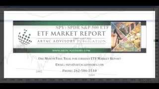 ETF Market Report - April 2013