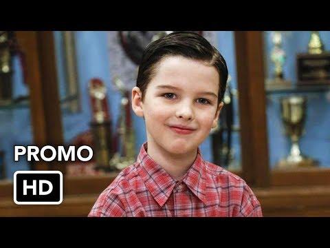 "Young Sheldon: 1x09 ""Spock, Kirk, and Testicular Hernia"" - promo #01"