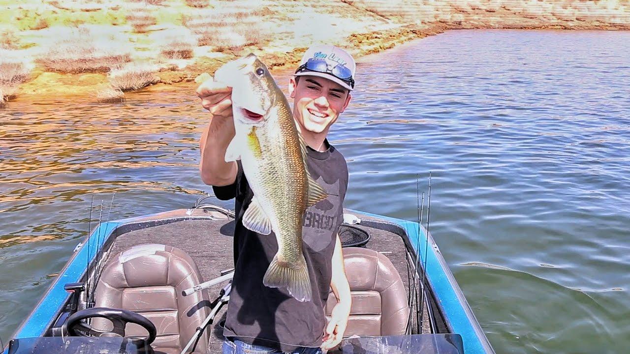 California don pedro fishing youtube for Don pedro fishing report