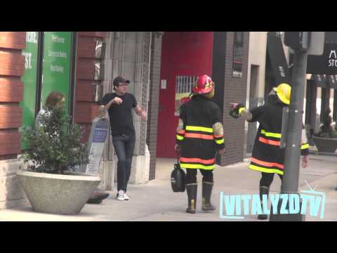 Don't F*ck With Smokers: Quit Smoking Prank! (Vitalyzdtv)