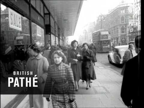 London Girls (1954)