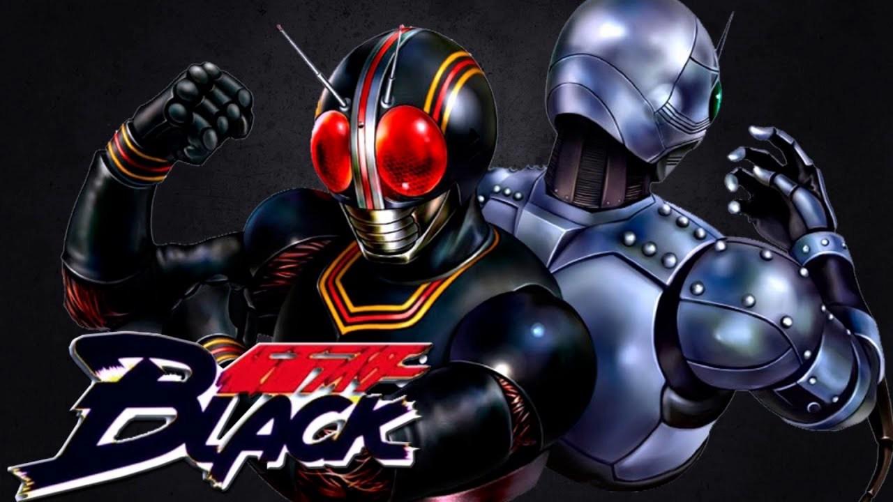 Animetal - Kamen Rider Black RX