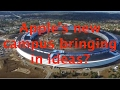 What do I think? #244 Apple's New Campus 2 With Ideas