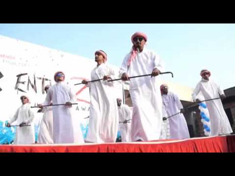 College Arabic Dance | Seleena Seleena | Sharjah to Sharjah | vcc | Enthuzia | kasrod
