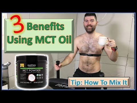 3 Benefits of MCT Oil: REVIEW NUTIVA MCT Powder In COffee