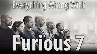 Download Everything Wrong With Furious 7 In So Many Minutes Mp3 and Videos