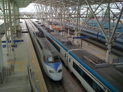 Korea high-speed Train eXpress (KTX)