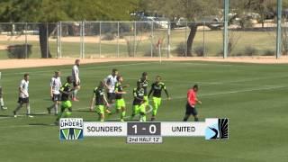 Minnesota United vs. Seattle Sounders | February 19, 2015