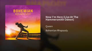 Now I'm Here (Live at the Hammersmith Odeon)