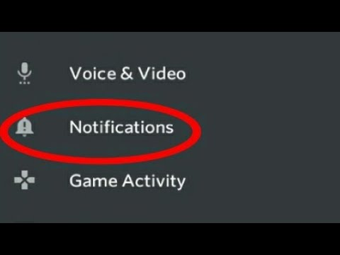 How To Fix Discord Notifications Not Working Problem