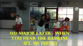 Daniel Royzman -  Major Lazer:  When You Hear The Bassline (ft. Ms Thing)
