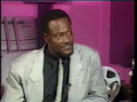 Ron La Pread - 1988 TV interview (NZ)