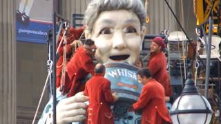 'Memories of August 1914' - A Giant Spectacular by Royal de Luxe in Liverpool, July 2014