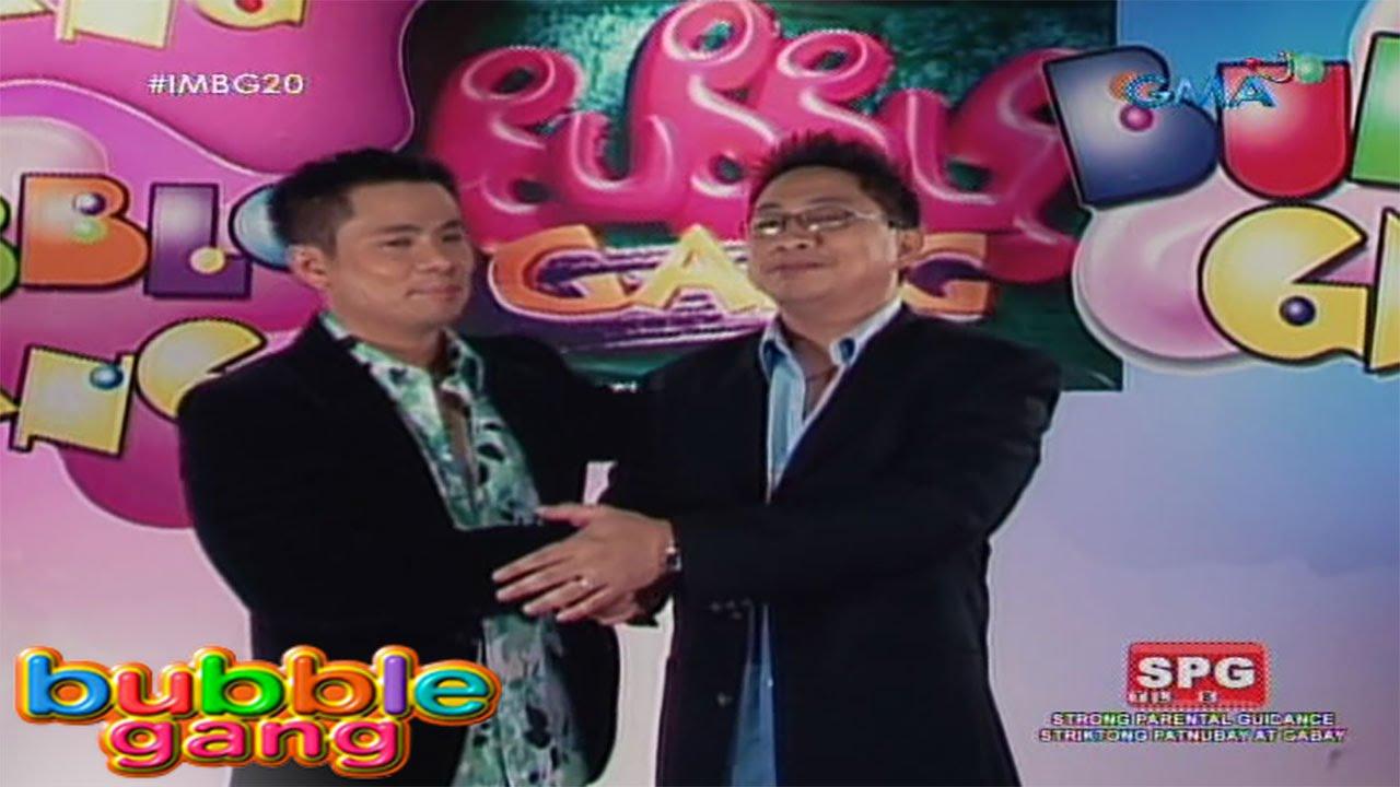 bubble gang jr cast