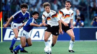 Germany 1990 World Cup