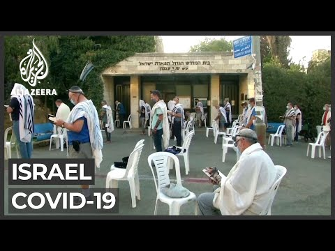 Israel Imposes New COVID-19 Restrictions After Surge In Cases