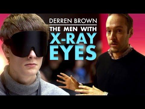 The Men With X-Ray Eyes | Derren Brown Investigates FULL EPISODE