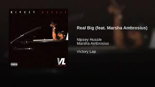 [5.91 MB] Nipsey Hussle feat Marsha Ambrosius - Real Big