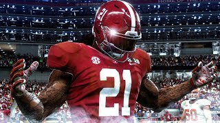 NCAA FOOTBALL 19 CAREER GAMEPLAY! Bridges Joins Alabama In National Championship vs Clemson