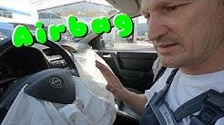 Airbag - Was passiert wenn es kracht und wie funktioniert ein Airbag?