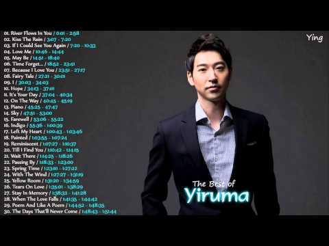 Những Bản Nhạc Không Lời Hay Nhất Của Yiruma l Best of Yiruma