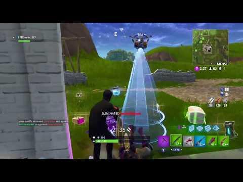 Fortnite | Slick Four Piece Shotgun Kill