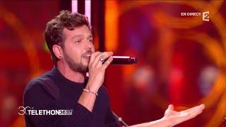 """Claudio Capéo - """"Ça va, ça va"""" - Téléthon 2016"""