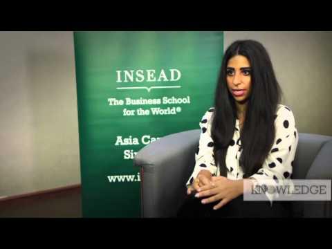 Haif Zamzam (MBA'13J) on being the modern Arab woman