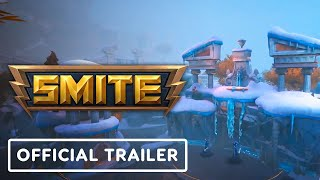 SMITE - Official Conquest Map Update: The Winter Deadwoods Trailer
