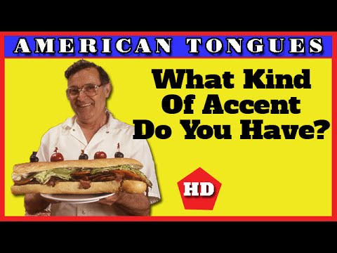The different ways Americans speak - American Tongues episode #1