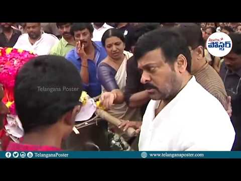 chiranjeevi-gets-emotional-remembering-his-journey-with-comedian-venu-madhav|-telangana-poster