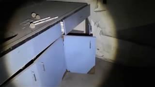 FÁBRICA ABANDONADA APARICIÓN NIÑA QUEMADA   Museo Del Horror saltillo 10-05-2018