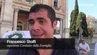 """Forza Italia a Roma contro trascrizione matrimoni gay: """"E"""