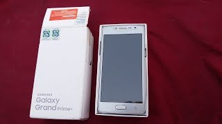Samsung Galaxy Grand Prime Plus Unboxing & first look in full HD