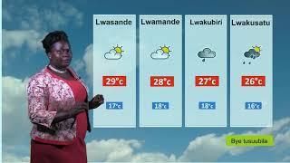 Embeera y'obuudde nga 08/09/2018 ne Nalukwago Agnes