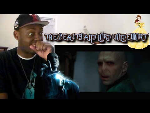 Beauty and Lord Voldemort REACTION!!!
