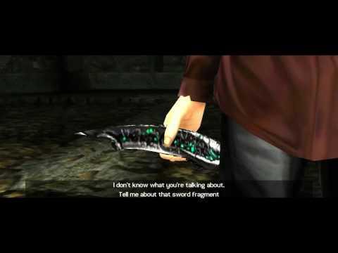 Tomb Raider Legend Walkthrough part 12: It's the size of a fist... |