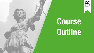Property Law - Course Outline