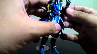 Micro Yamaguchi Revol mini rm-004 Date Masamune Review
