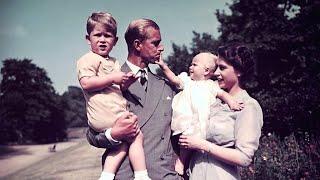 【追悼】フィリップ殿下、軍人で夫で父親で……英女王を支えた生涯