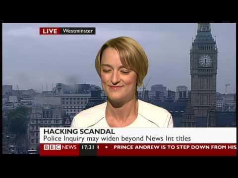 BBC says Goodbye to Laura Kuenssberg