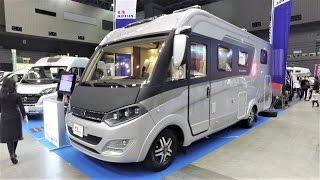 럭셔리 끝판왕 대형 캠핑카  - Adria Sonic Supreme 710 SL- Japan Camping Car Show 8