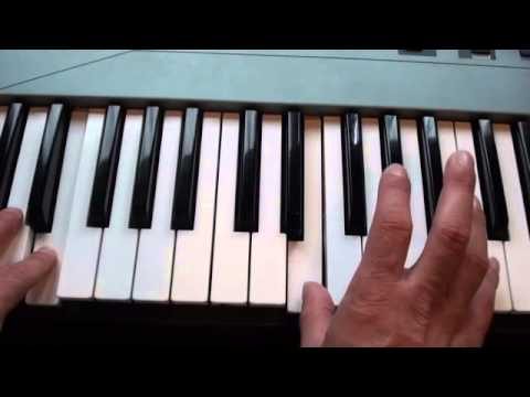 Krewella - Alive - Piano Tutorial