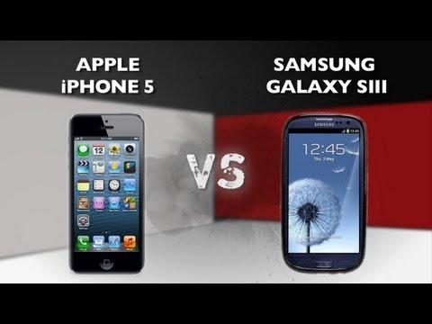 Prizefight - Apple iPhone 5 vs. Samsung Galaxy S3