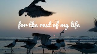 For the rest of my Life - Lyric music video - Maher Zain Cover by Marcel Yudaperwira