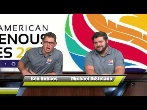 2017 North American Indigenous Games Highlight Show