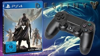 Gameplay Review - Destiny (PS4)